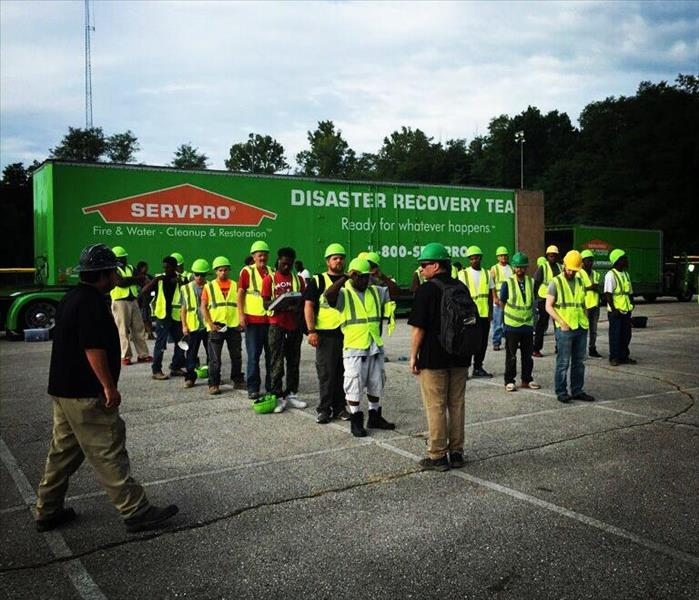 Disaster Recovery Team in Fulton, MO