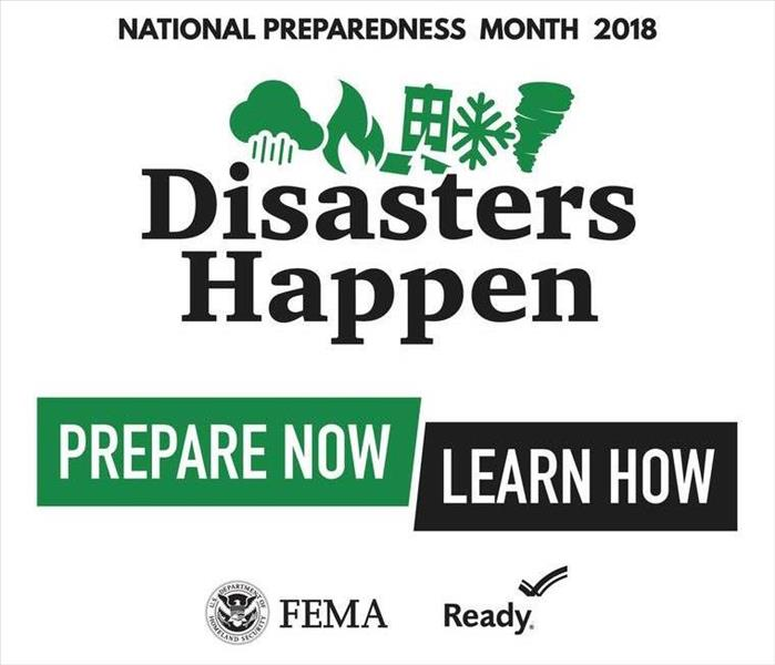 Commercial September is National Preparedness Month. How Will You Prepare?