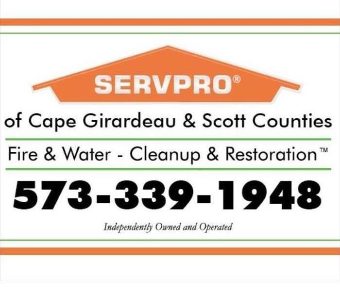 Why SERVPRO Why SERVPRO®? Here are 3 reasons why.